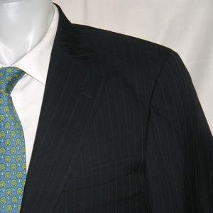 Brooks Brothers 1818 Madison Saxxon Suit 39R 33W